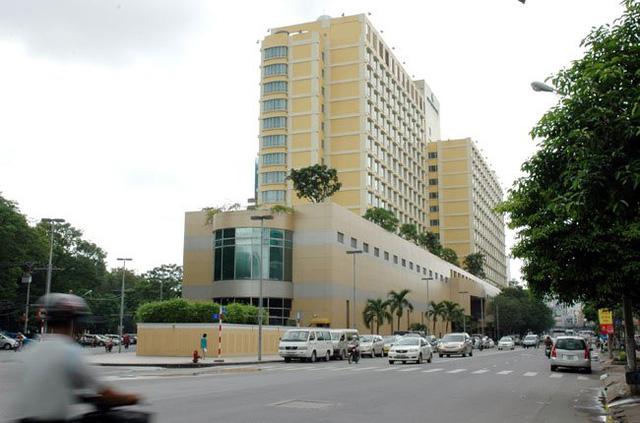 Công ty Liên Doanh Khách sạn Sài Gòn Inn lại bị xử phạt