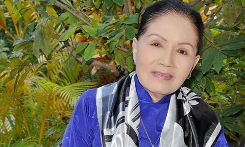 Nghệ sĩ Út Bạch Lan qua đời vì bệnh ung thư gan.
