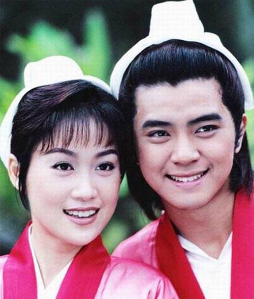 Cặp đôi đình đám màn ảnh Hoa ngữ một thời.