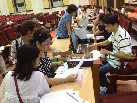 Thí sinh điều chỉnh nguyện vọng xét tuyển vào đại học từ ngày 19/9 - Ảnh 1.