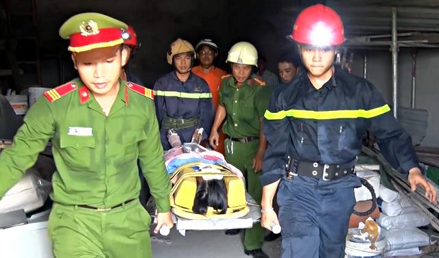 Hiện các nạn nhân đã được đưa đến bệnh viện an toàn