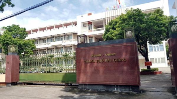 Trụ sở HĐND - UBND TP. Bắc Giang, tỉnh Bắc Giang