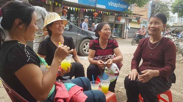 Sau buổi đối thoại với Chủ tịch UBND TP Hà Nội Nguyễn Đức Chung, người dân thôn Hoành, xã Đồng Tâm bày tỏ tâm trạng phấn khởi và cho biết: Chúng tôi mong không bao giờ có chuyện tương tự.