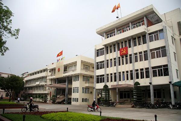 Trụ sở UBND TP. Bắc Giang - nơi có nhiều cán bộ làm trái Nghị định của Thủ tướng Chính phủ nhưng chỉ tự kiểm điểm, rút kinh nghiệm