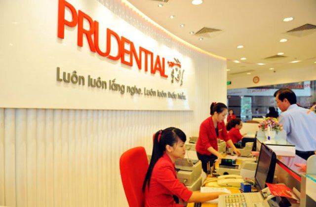 Năm 2016, Công ty TNHH Bảo hiểm Nhân thọ Prudential Việt Nam báo lãi 1.280 tỷ đồng, mức cao nhất trong hoạt động bảo hiểm nhân thọ tại Việt Nam. Ảnh: TL