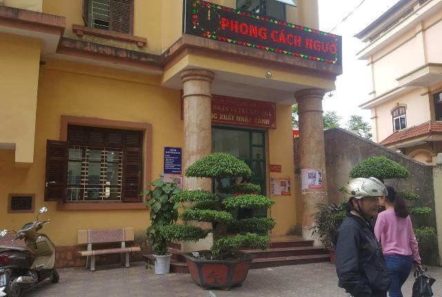 Phòng quản lý xuất nhập cảnh – Công an tỉnh Lạng Sơn - Nơi tài xế phản ánh nhiều dấu hiệu tiêu cực.