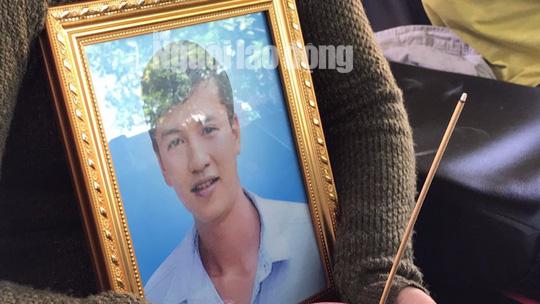 Thi thể của tử tù Nguyễn Hải Dương đã được bàn giao cho gia đình. Ảnh Người lao động