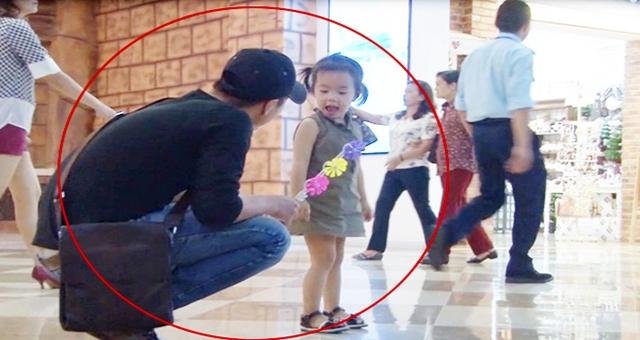 Trẻ có thể bị dụ dỗ lừa gạt rồi bắt cóc khi cha mẹ không để mắt đến (Ảnh minh họa).