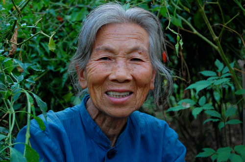 Bà Lê Thị Tươi - Chủ tịch Hội Phụ nữ xã Sơn Phú, huyện Định Hóa, Tuyên Quang
