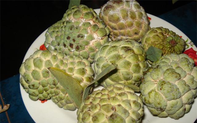 Na là một trong những loại trái cây cực tốt cho những người muốn tăng cân.