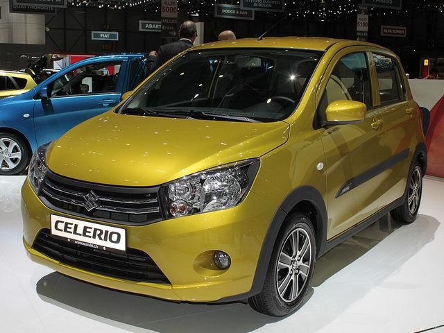 Mẫu xe cỡ nhỏ của Suzuki sắp về Việt Nam, giá rẻ bất ngờ.