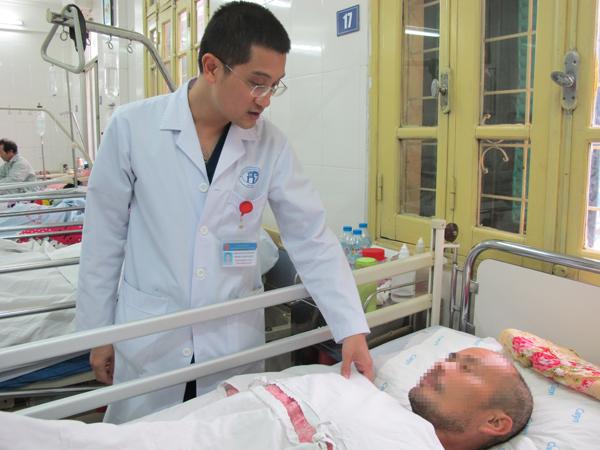 Bệnh nhân hồi phục sau 2 tuần phẫu thuật