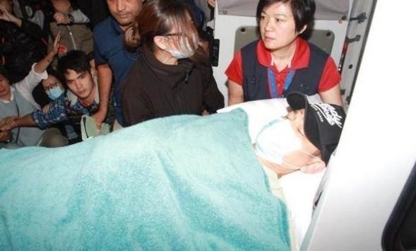 Lưu Đức Hoa đã nằm viện gần 2 tháng qua. Ảnh: Sina.