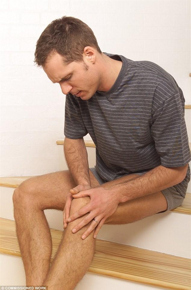 Đau khớp không liên quan gì đến các sụn bị tổn thương.