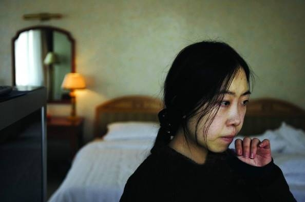 Ở tuổi 39, Dương Lệ Quyên đang tự dằn vặt, hối lỗi vì những việc mình đã gây ra và quyết tâm làm lại cuộc đời, sống xứng đáng với sự hy sinh của người cha đáng thương. (Ảnh: Internet)