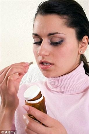 Thuốc chống suy nhược không có hiệu quả như mong đợi.