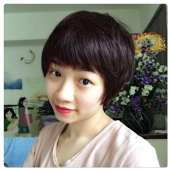 Chị Thuỷ – 34 tuổi (Ecopark) tự tin xinh đẹp vì không còn rụng tóc