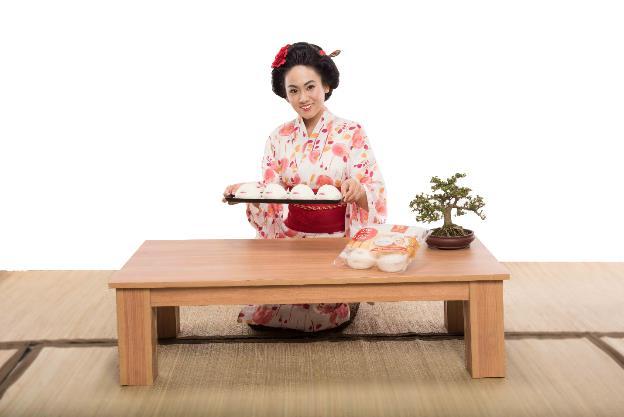 Bánh bao KIDO FOODS chọn nguồn nguyên liệu tự nhiên và gần gũi, như chính cách người mẹ Nhật chọn cho con mình