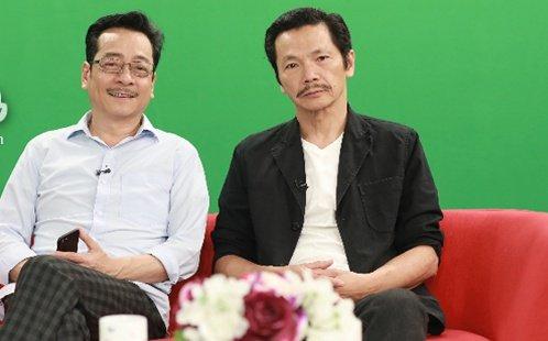 Ông trùm Người phán xử và Lương Bổng trên phim có diễn xuất vô cùng ăn ý.