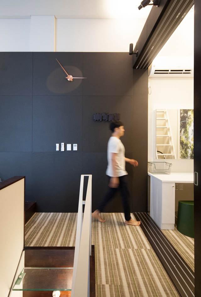 Khi thiết kế, các kiến trúc sư đã cố gắng tạo ra một không gian sống thoáng đãng, hiện đại và phù hợp nhất với cá tính của gia chủ.