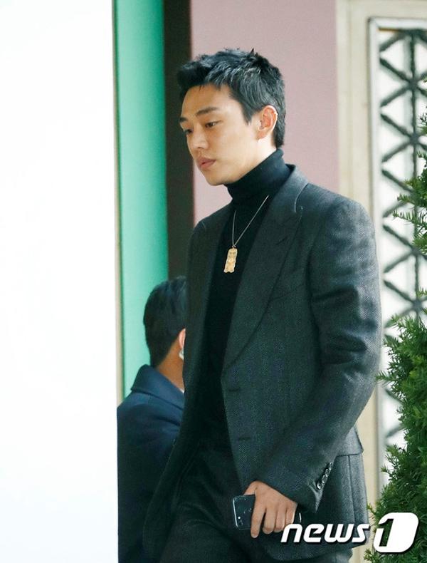 Bạn thân cô dâu, chú rể Yoo Ah In.