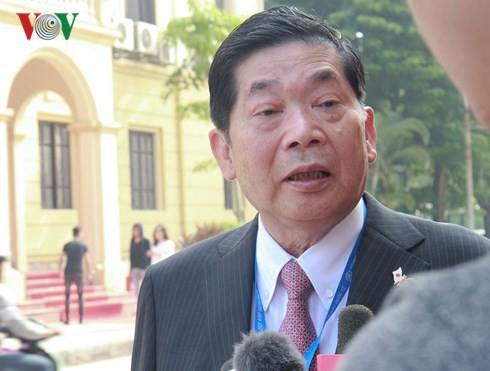GS. Hidemi Goto, GS danh dự ĐH Nagoya, Giám đốc Liên đoàn Y tế công quốc gia, quỹ Hỗ trợ nhân lực, bệnh viện Meijo.