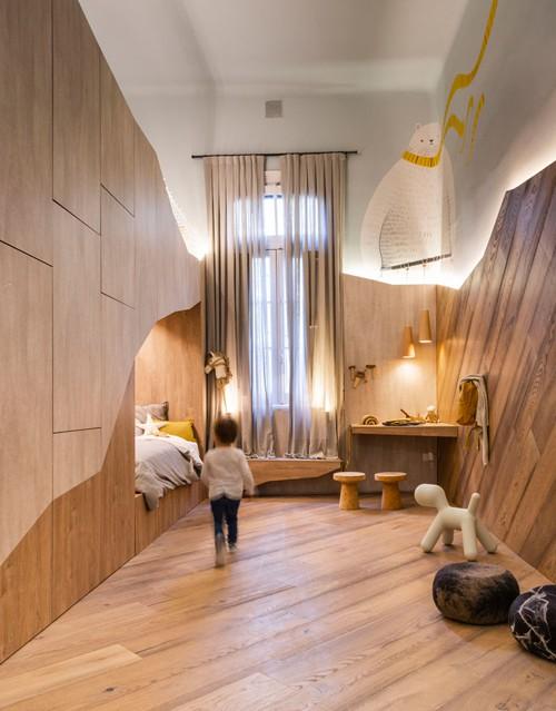 Đây là sản phẩm hợp tác giữa nhà thiết kế nội thất Ludmila Drudi và kiến trúc sư Estudio Plök, được mang tới tham dự triển lãm về thiết kế nội thất và kiến trúc ở Argentina.