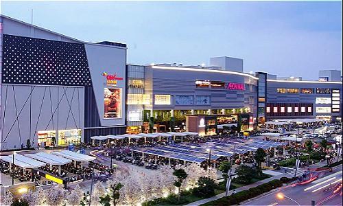 Các trung tâm mua sắm của Aeonmall đang mang lại lợi nhuận tốt cho doanh nghiệp này.