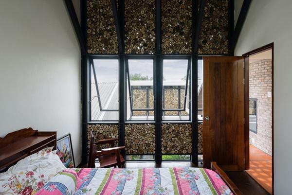 Một phòng ngủ trên tầng 2.