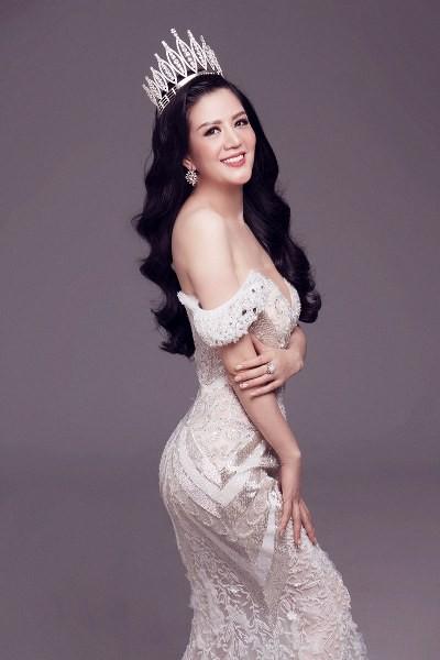 Cô đoạt vị trí cao nhất tại hai cuộc thi Hoa hậu doanh nhân quý bà thế giới 2017 và Nữ hoàng Kim cương 2017