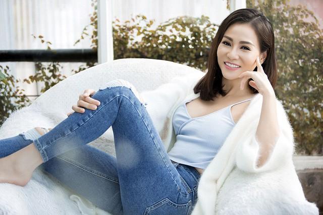 Thu Minh chia sẻ: Mình cần cảm nhận được sự hưởng thụ khi làm nghề