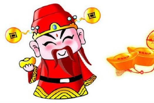 Theo các chuyên gia, ngày vía Thần Tài không nhất thiết phải mua vàng mới may mắn. Tranh minh họa.