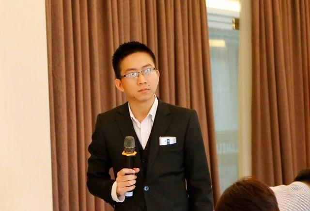 Ông Nguyễn Minh Đức - Ban Pháp chế, Phòng Thương mại và Công nghiệp Việt Nam (VCCI).