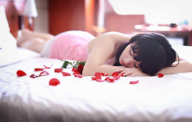 Cần phải cân bằng nhiệt độ, tạo không gian mát mẻ khi ngủ