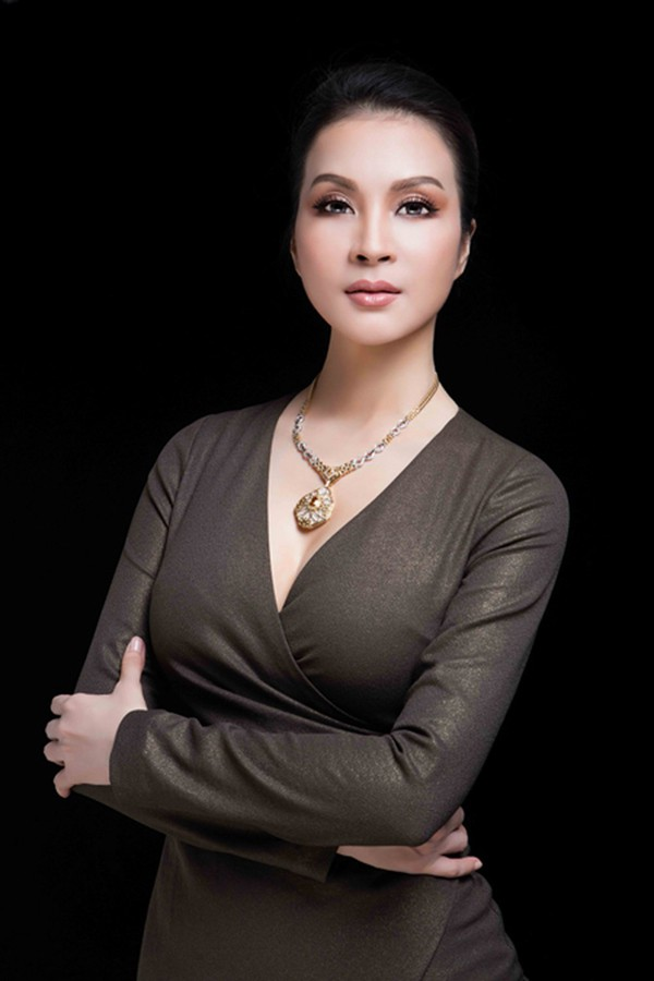 Hình ảnh hiện tại của mỹ nhân ảnh lịch thập niên 90, Thanh Mai.