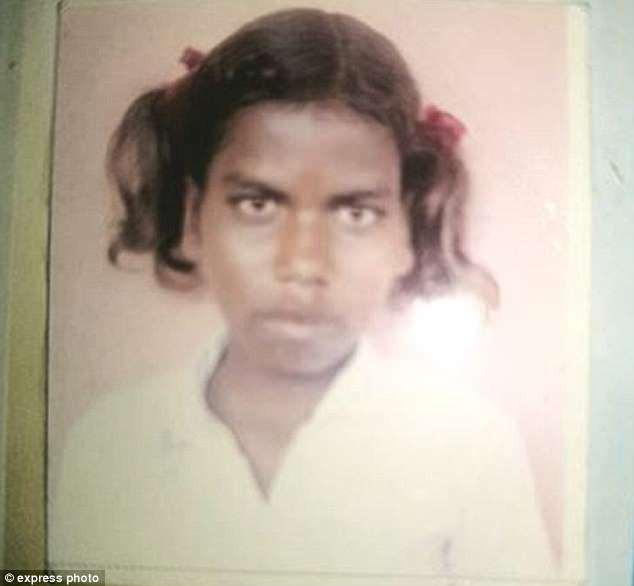 Nạn nhân Soni Kumari, 16 tuổi.