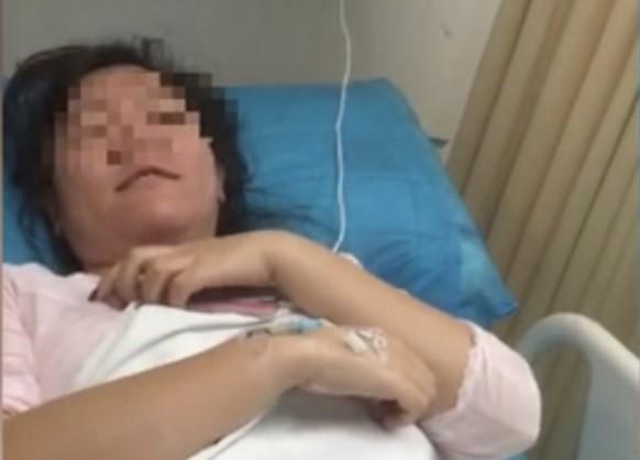 Cả gia đình đã được cảnh sát giải cứu sau khi tự sát vì không thể trả nợ.