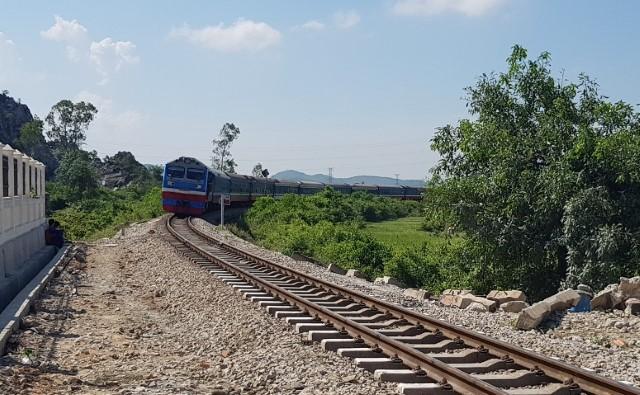 Đến thời điểm hiện tại công tác khắc phục hậu quả vụ tai nạn đã hoàn tất, mọi chuyến tàu có thể đạt tốc độ vận tốc an toàn
