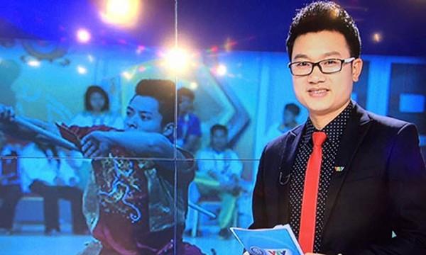 BTV Minh Tiệp bị dừng lên sóng sau scandal em vợ tố bạo hành.