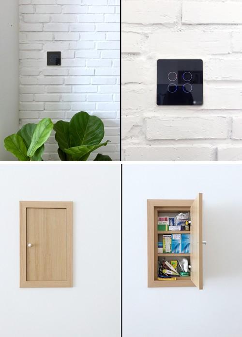 Thiết kế nhà cho chính mình nên KTS Trung hiểu cặn kẽ từng nhu cầu của gia đình để có thể đưa ra các thiết kế tinh tế, gọn gàng nhất.
