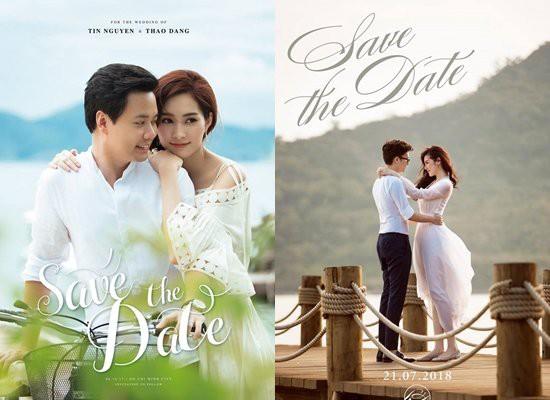Ảnh cưới do nhiếp ảnh gia này thực hiện cho Hoa hậu Thu Thảo và Á hậu Tú Anh.