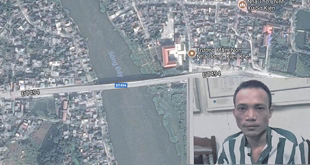 Thọ sứt ở tù nhưng vẫn chỉ đạo đàn em giết người thuê tại thị trấn Kiện Khê