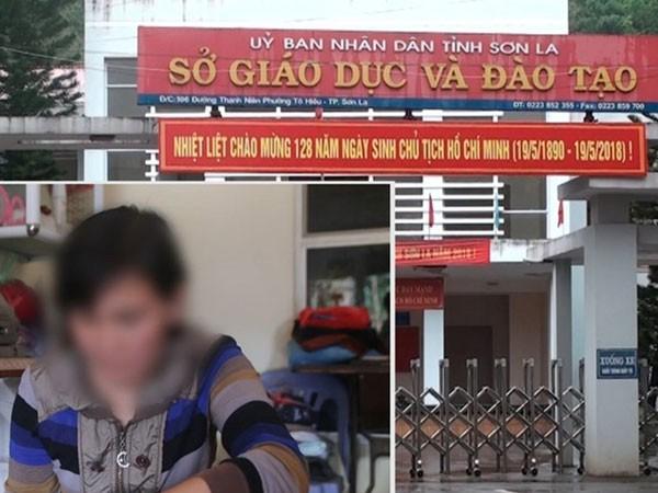 Phụ huynh chia sẻ bức xúc về những bất thường trong điểm thi ở Sơn La.