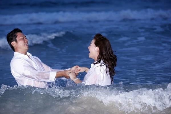 Cuộc sống hạnh phúc của diễn viên Kinh Quốc.