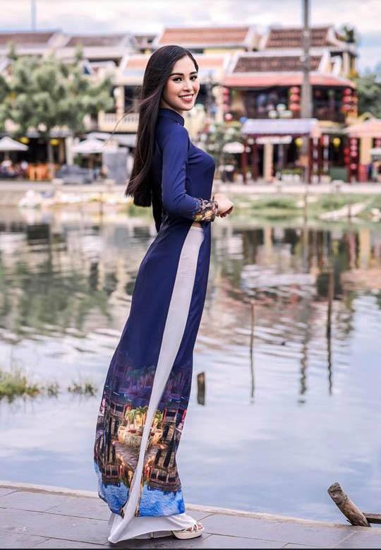 Hoa hậu Việt Nam 2018 có sở thích làm mẫu ảnh.
