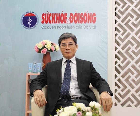 PGS.TS Nguyễn Văn Đoàn.