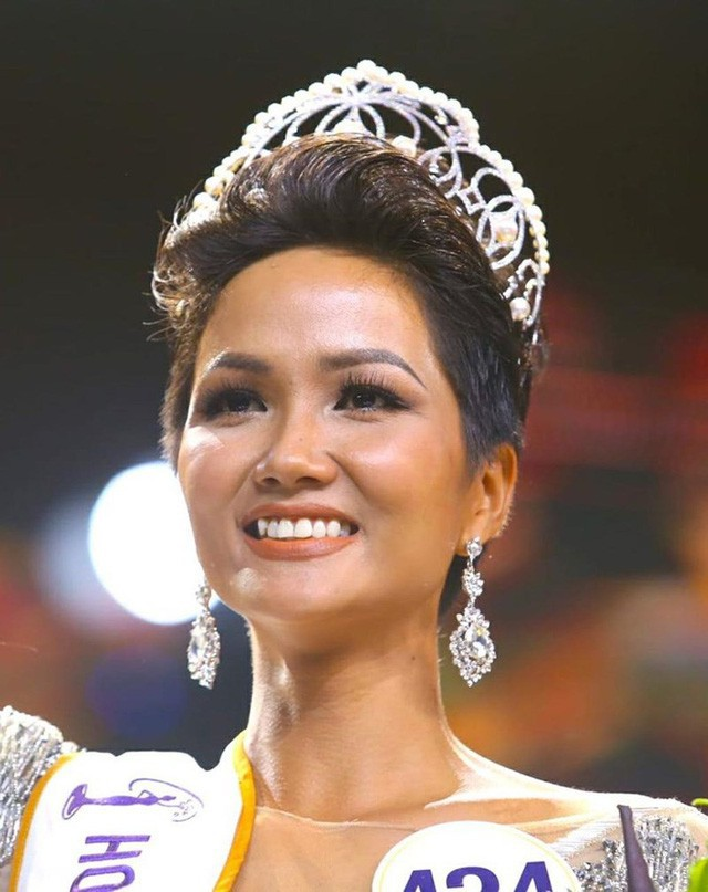 Câu chuyện đăng quang của HHen Niê đang là chủ đề truyền cảm hứng cho dư luận.
