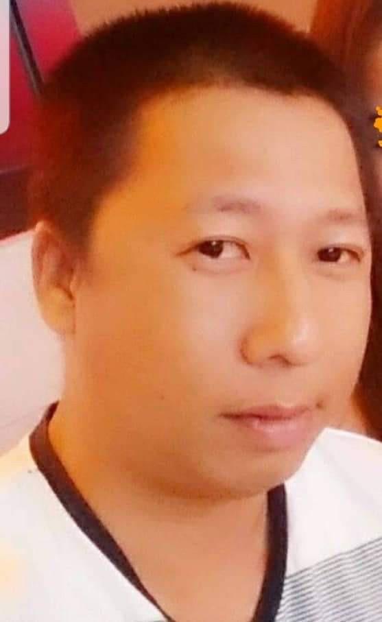 Đại úy Nguyễn Tuấn Phúc bị bắt quả tang khi đang sử dụng ma túy đá. Ảnh: Báo TT