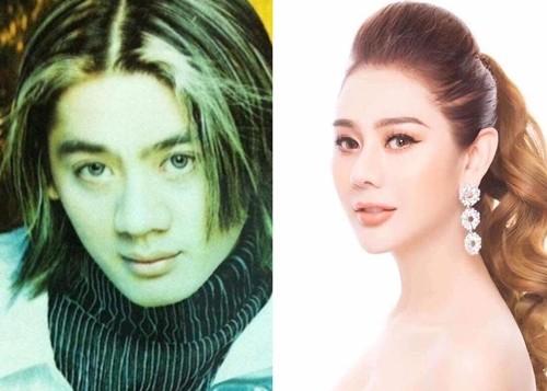 Theo trend 10 năm trước bạn trông như thế nào, Lâm Khánh Chi đã chia sẻ hình ảnh quá khứ vẫn còn là một chàng trai khiến nhiều cô gái mê mẩn. Cách đây 10 năm, Lâm Chí Khanh là một ca sĩ nổi tiếng với ngoại hình sáng sân khấu, giọng hát dễ nghe và theo đuổi dòng nhạc thị trường.