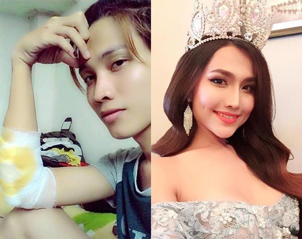 Không chỉ chinh phục khán giả khi trở thành Hoa hậu chuyển giới đầu tiên của Việt Nam, Hoài Sa còn muốn lấn sân sang lĩnh vực ca hát. Cô cùng Hương Giang Idol là 2 mỹ nhân Việt được cho là thực hiện chuyển giới thành công nhất.